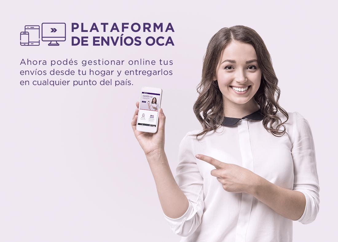OCA - Plataforma de Envíos